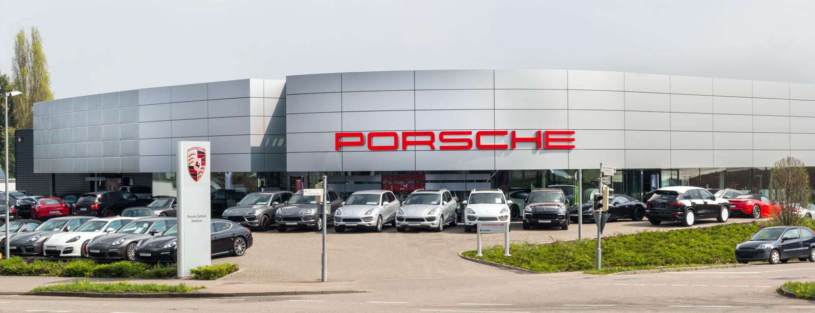 Porsche Centre Heilbronn